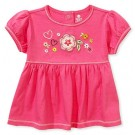 Ready Set Grow - Pink Flower Love Empire Top