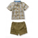 George - Campshirt and Short Set