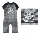 Old Navy - Rock Star Striped One-Piece