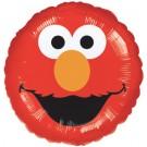 18in Elmo Smiles Foil Balloon