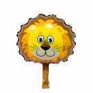 14in Lion Balloon