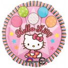 18in Hello Kitty Foil Balloon