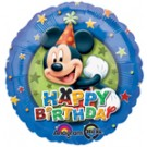 "18"" Mickey Star Foil Balloon"