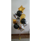Stars Balloon Bouquet