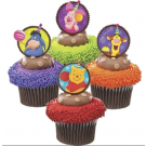 Winnie the Pooh Birthday Party Cupcake Cake Pics