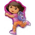 """26"""" Dora SuperShape Balloon"""
