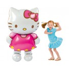 50in Giant Gliding Hello Kitty Airwalker Balloon