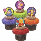 WINNIE the POOH Cupcake picks