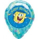 SpongeBob Squarepants Happy Birthday Balloon