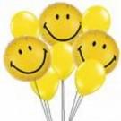 Smiley Balloon Bouquet
