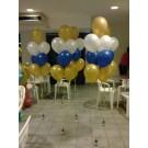 7 pcs Latex Balloon Display