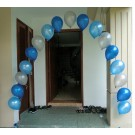 Latex Balloon Arch