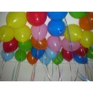Lots of Colourful Balloons (10pcs)