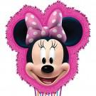 Minnie Mouse Pull String Piñata