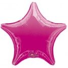 "18"" Hot Pink Star Balloon"