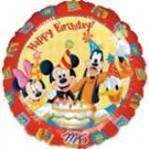 "18"" Mickey Group Party Balloon"