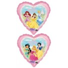 "18"" Disney Princess Heart Balloon"