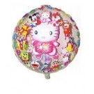 "20"" Hello Kitty Balloon in Balloon"