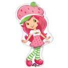 "14"" Strawberry Shortcake Mini Shape Foil Balloon"