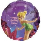"18"" Disney Fairies Tinker Bell Happy Birthday Balloon"