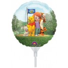 9in Tigger, Pooh n Friends Balloon