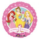 "18"" Disney Princess Happy 1st Birthday Balloon"