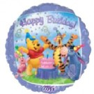18in Winnie the Pooh Happy Birthday Party