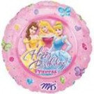 "18"" Disney Princess Happy  Birthday Balloon"