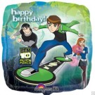 "18"" Ben 10 Square Balloon"