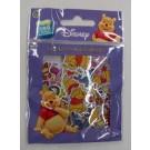 Winnie the Pooh Die Cut Mini Stickers, 100 PCS
