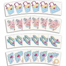 Princess Party Temporary Tattoos