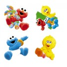 Sesame Babies 1st Birthday Wall Decorations