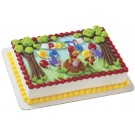 Winnie the Pooh Magic Balloon Cake Decoration
