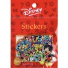 Mickey Die Cut Mini Stickers, 100 PCS
