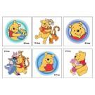 Pooh & Friends Tattoos