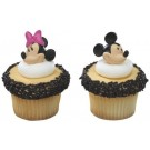 Mickey & Minnie Party Favor Rings