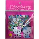 Hello Kitty Die Cut Mini Stickers, 100 PCS