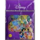 Disney Princess Die Cut Mini Stickers, 100 PCS