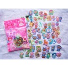 Strawberry Shortcake Die Cut Mini Stickers, 100 PCS
