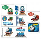 Thomas the Train Tattoos 16ct