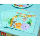 Jungle Animal Napkins