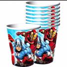 Avengers Paper Cups 8pcs