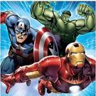 Avengers Beverage Napkins 16pcs