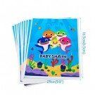 Babyshark Treat Bags 10pcs per pack