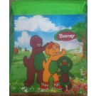 Barney and Friends Drawstring Bag