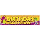 Barney and Friends Banner
