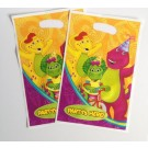 Barney and Friends Treat bag
