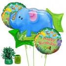 Elephant Balloon Bouquet