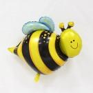 35in Bee Foil Balloon