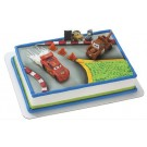 Disney Cars 2 World Grand Prix Cake Decorating Kit